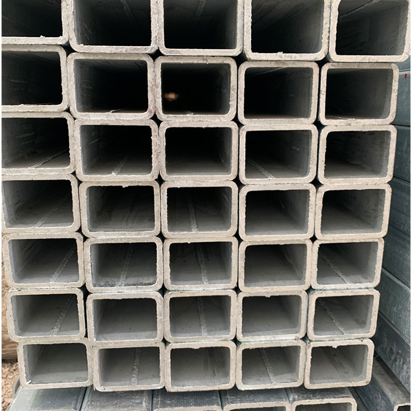 西藏镀锌方矩管